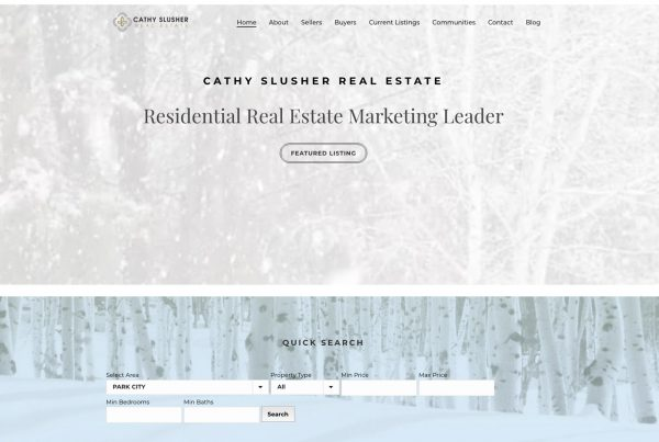 Cathy Slusher Real Estate